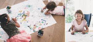 kids colour