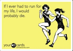 run not so much